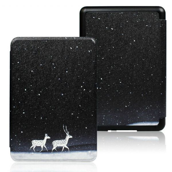 Kindle Paperwhite Art Case Reindeer